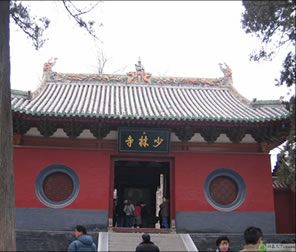 河南精品旅游线路 龙门石窟 少林寺一日游 含功夫表演 塔林